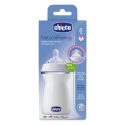 CHICCO BIBERON NATURAL FEELING SILIC +6M 330 ML