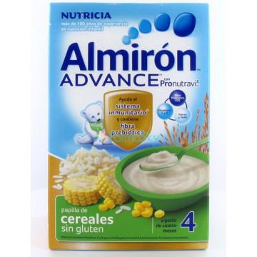 ALMIRON ADVANCE CEREALES SIN GLUTEN 500 gr