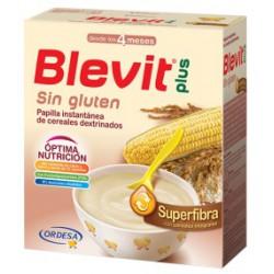 BLEVIT PLUS SUPERFIBRA SIN GLUTEN 600 GRAMOS