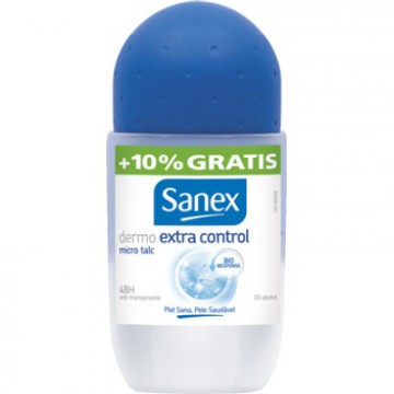 SANEX DEO ROLL ON EXTRA CONTROL