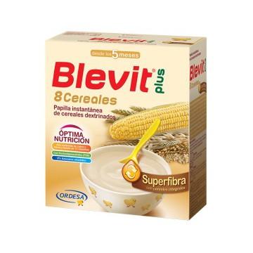 BLEVIT PLUS SUPERFIBRA 8 CEREALES 600 GRAMOS