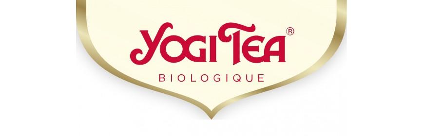 Tés Ecológicos. YOGI TEA
