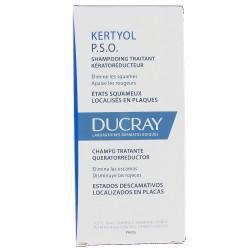 DUCRAY KERTYOL P.S.O. CHAMPU TRATANTE 125 ML