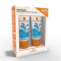 ANTHELIOS DUPLO LECHE PEDIATRICS WET SKIN
