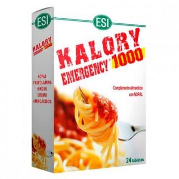 ESI KALORY EMERGENCY 1000 24 TABLETAS