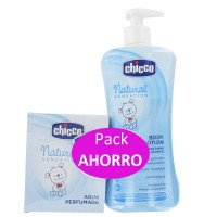 CHICCO PACK LOCION 500ML+ COLONIA 2ª UND 70% DTO