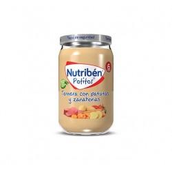 NUTRIBEN POTITO TERNERA, PATATAS Y ZANAHOR 235 G