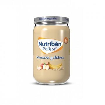 NUTRIBEN POTITO MANZANA Y PLATANO 235 GR