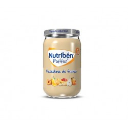 NUTRIBEN POTITO MACEDONIA DE FRUTAS 235 GR