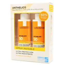 LA ROCHE POSAY ANTHELIOS DUPLO SPRAY INVISIBLE