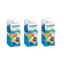 FONTACTIV FORTE PROTEIN CHOCOLATE (3 X 200 ML)
