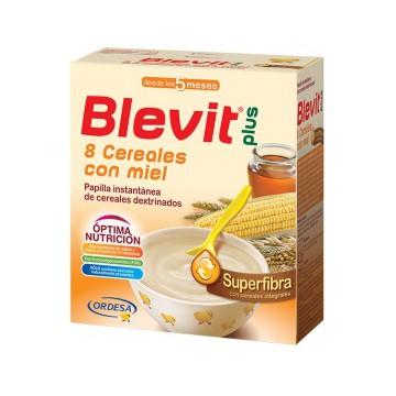 BLEVIT PLUS SUPERFIBRA 8 CEREALES Y MIEL 700 G