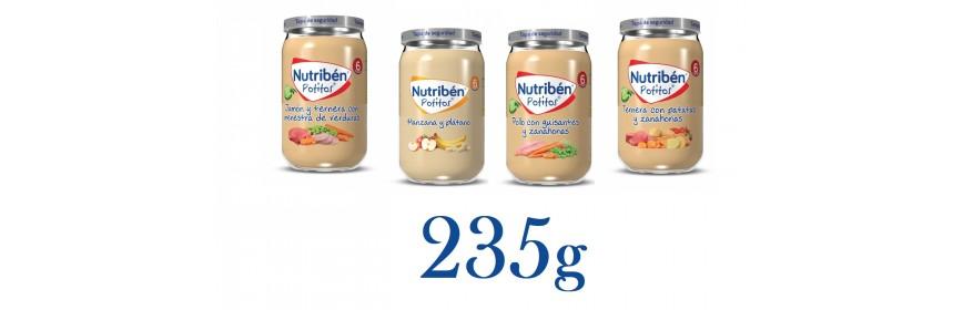 235 gramos