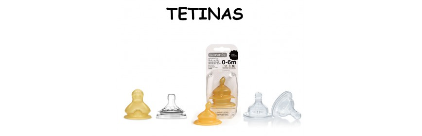 Tetinas