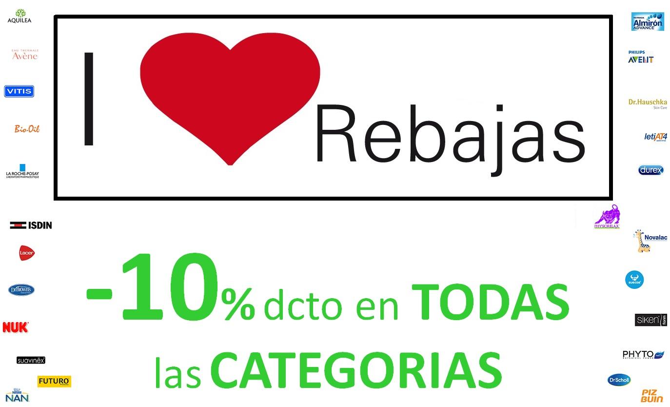 I LOVE REBAJAS!!!